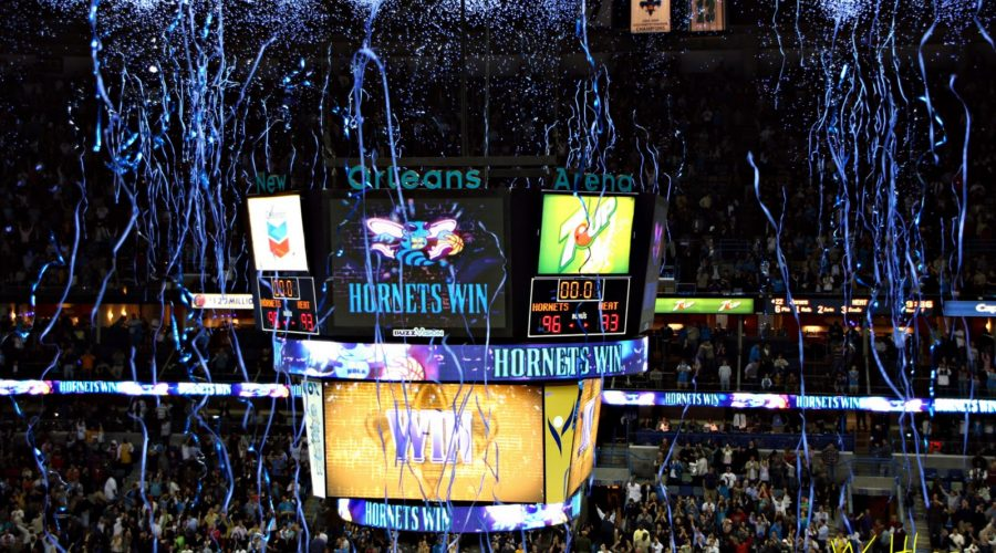 New Orleans Hornets ready to swarm with new owner
