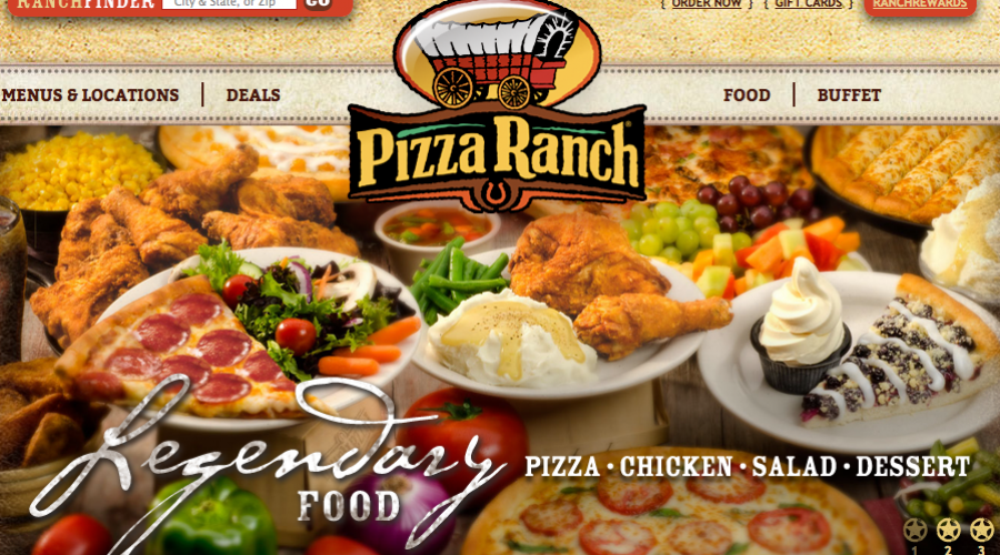Pizza Ranch rustling up marketing efforts