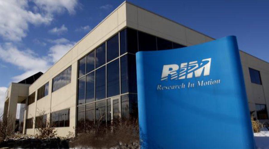 New CMO & COO at RIM