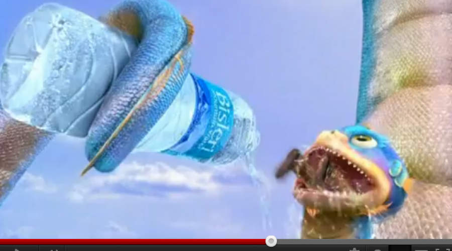 Bisleri bottled water hunts fror creative agency