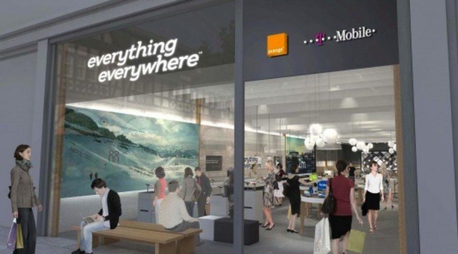 Orange & T-Mobile owner puts PR in review
