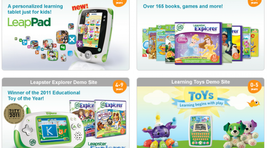 LeapFrog lands on a new CMO