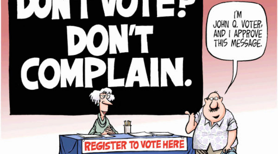 Voter Education Campaign in review in PA