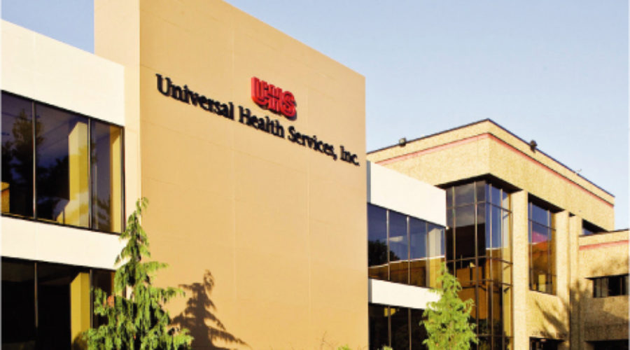 Universal Health Services makes another buy: Is it time for a new campaign?