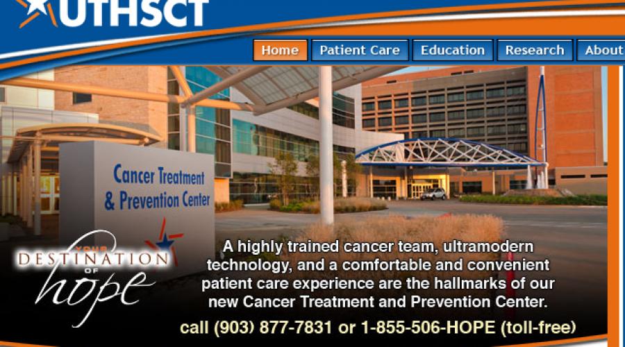 Texas Health Science Center seeks ad & marketing