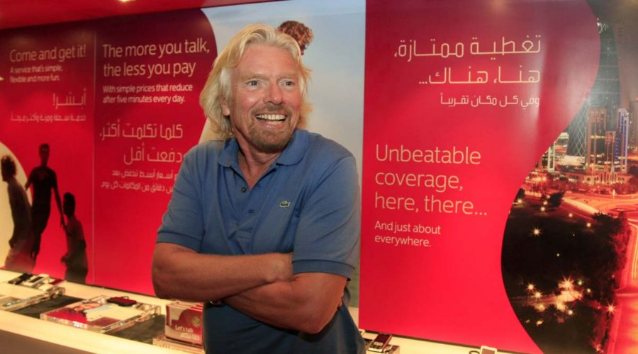 Virgin Mobile & FRiENDi hook-up in Africa & Middle East