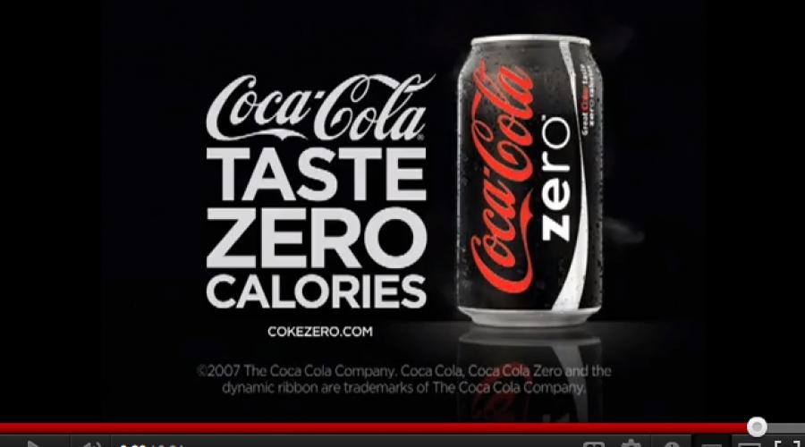 Coke Zero splits with ad agency
