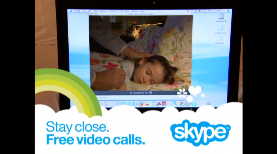 Skype calls in new marketing head
