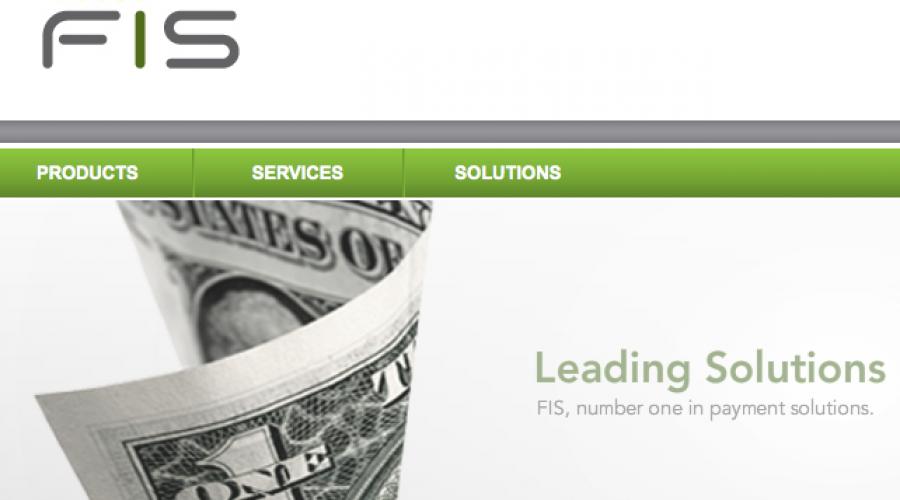 New CMO @ FIS
