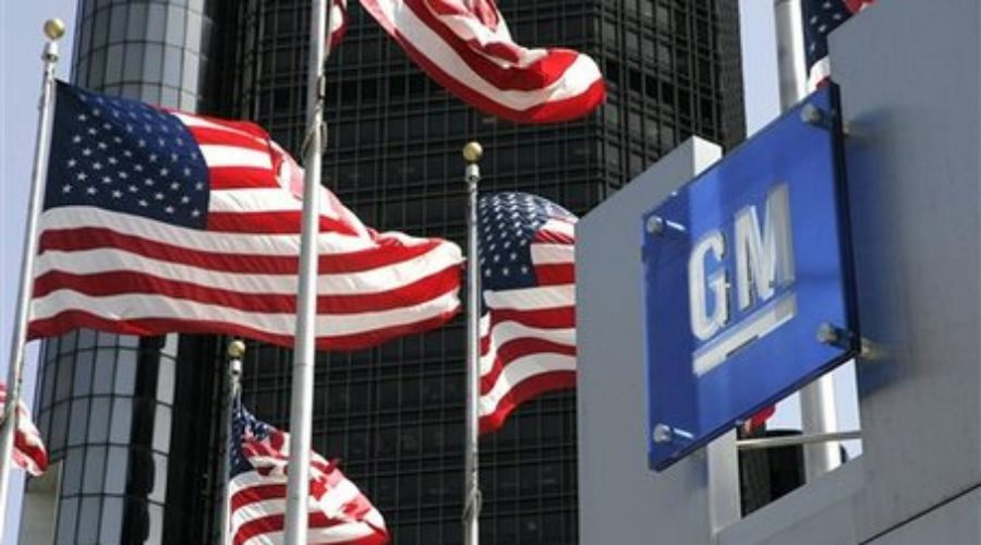 GM CMO – OUT!