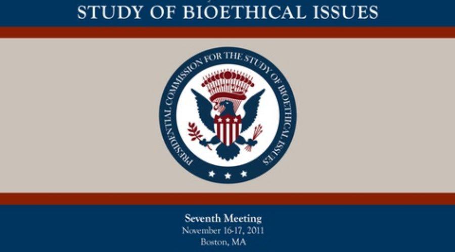 Obama Bioethics panel seeks PR