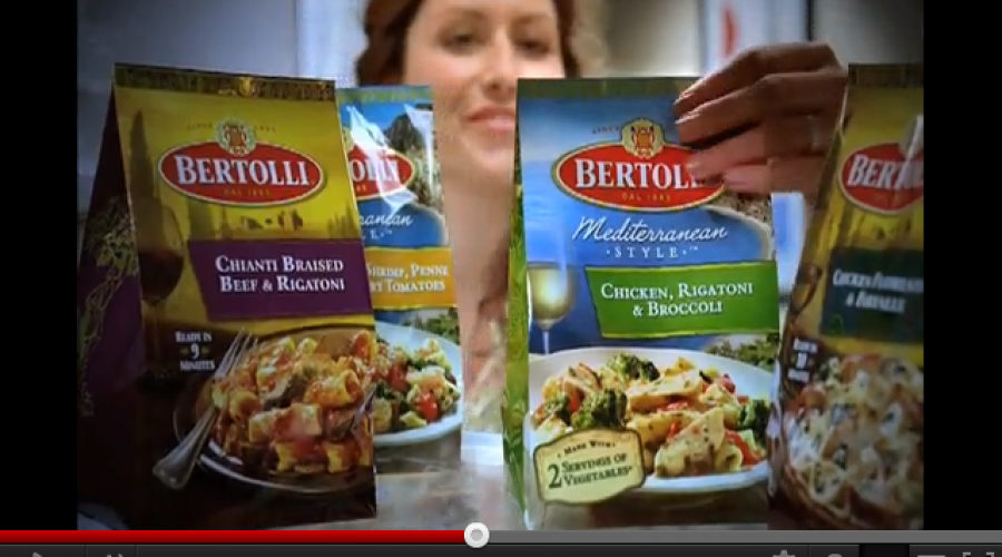 Bertolli and P.F. Chang's Home Menu are scarfed up by ConAgra