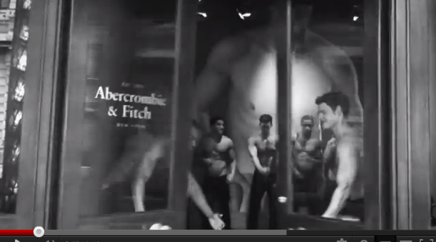 Abercrombie & Fitch is losing it!