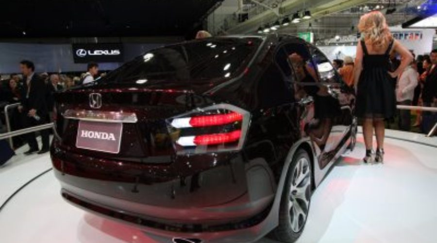 Honda puts ad review in gear