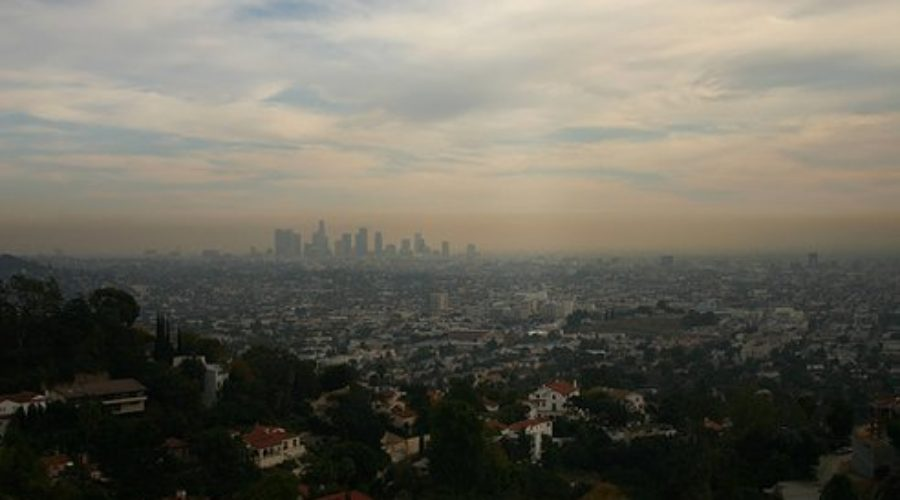 Cutting down smog with PR in Sacramento
