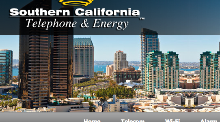 Southern California Telephone & Energy buys North Energy Central