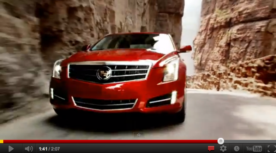 Account review prediction out of Detroit: Cadillac shifts to higher gear