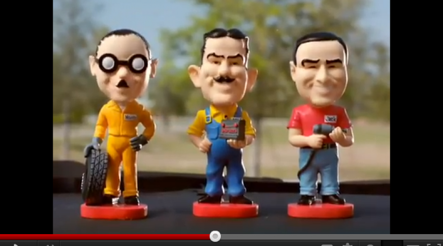Pep Boys & ad agency relationship: Totalled
