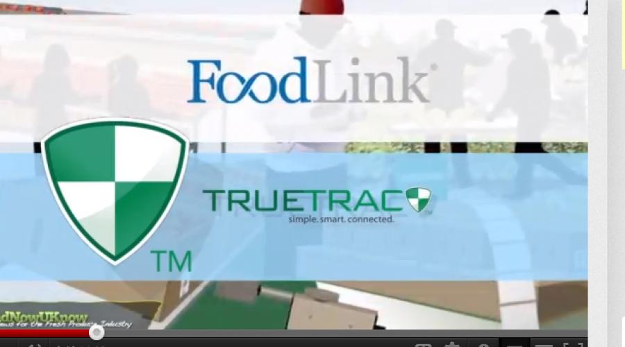 FoodLink finds the final link: Now let's get advertising