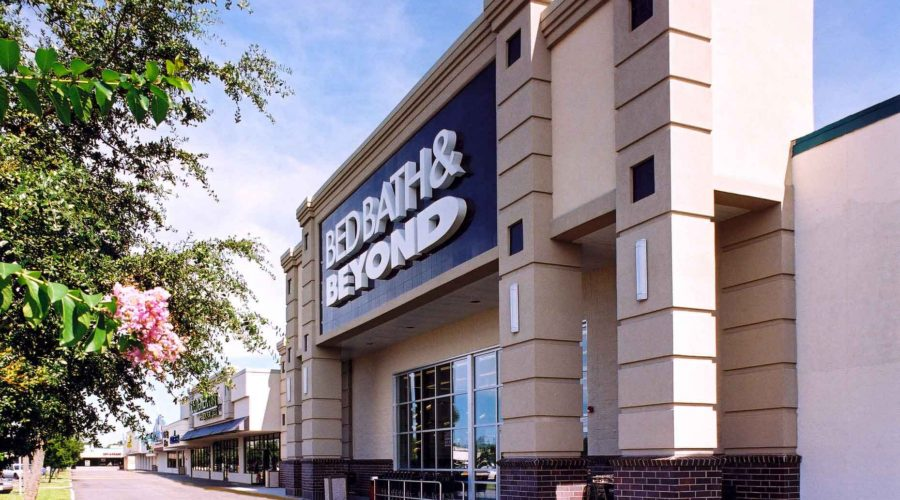 Bed Bath & Beyond shopping for CMO