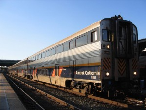 $9 million PR account in review: Amtrak California