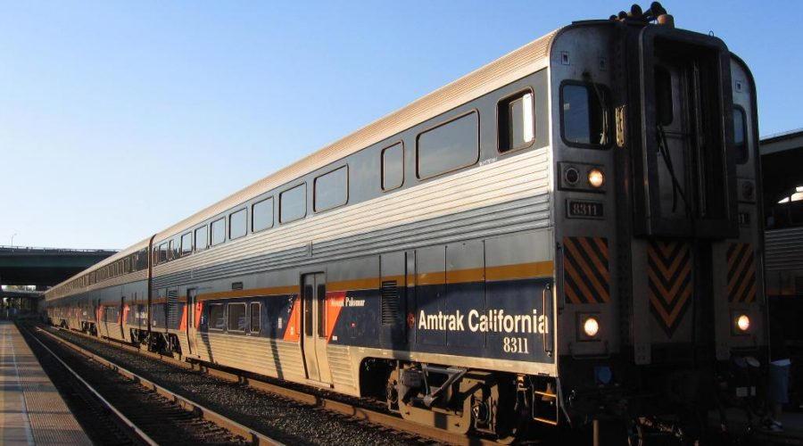 $9 million PR account in review: Amtrak California