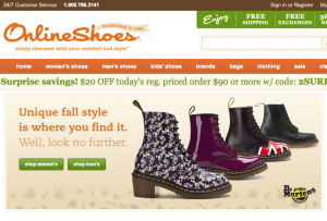 Onlineshoes. Online shoes for women