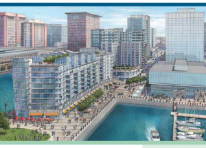 South Boston Waterfront development without an agency?