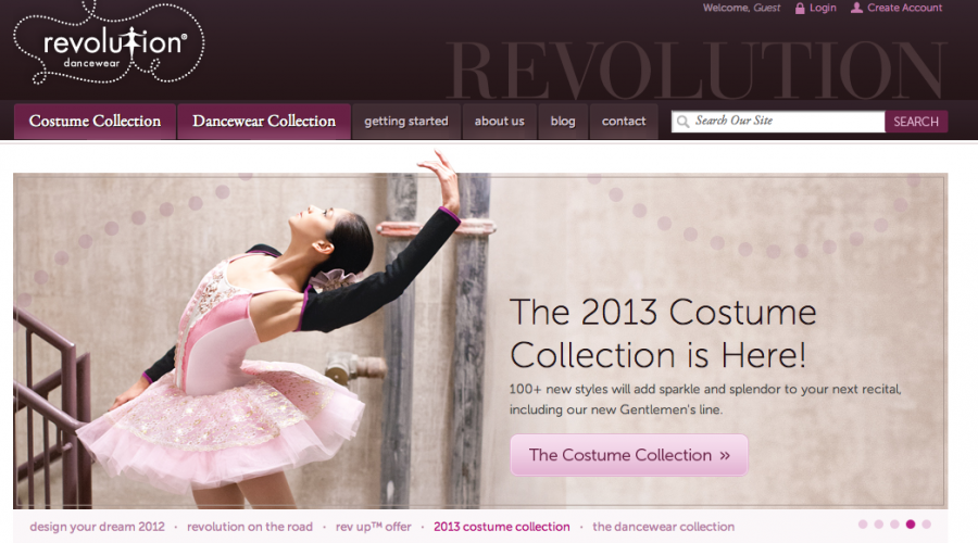 Revolution Dancewear starts auditions for new CMO