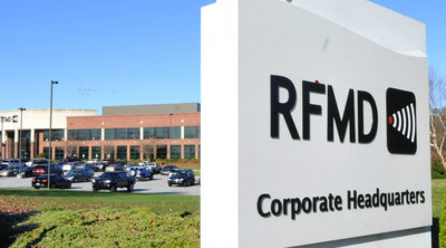 RF Micro Devices tunes in a new CMO