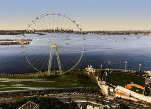 World's biggest Ferris wheel doesn't have an ad agency