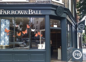 Farrow & Ball's UK & US media review