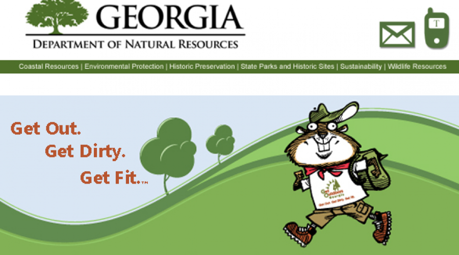 RFP: Georgia Department of Natural Resources