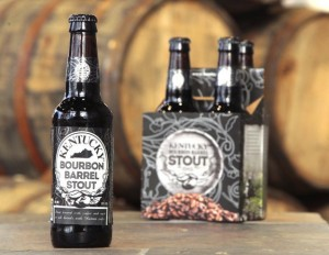 Kentucky Bourbon Barrel Stout launch: Agency?