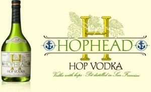 Anchor Steam's owner launches Hophead Vodka