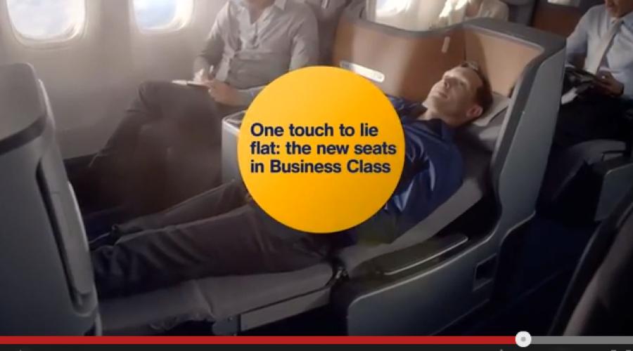 Digital account review prediction: Lufthansa
