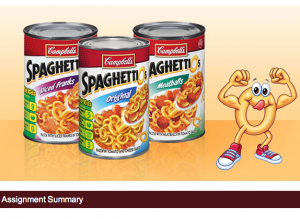 SpaghettiOs wants your video ideas