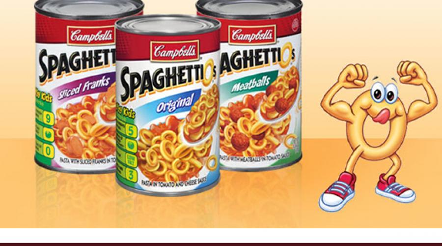 SpaghettiOs wants your video ideas