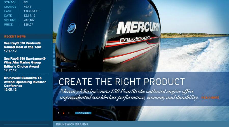 Post Sandy: Boat manufactures should go for market share