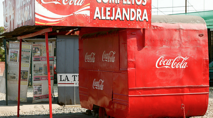 Coco-Cola to put $1.3 billion in Chile