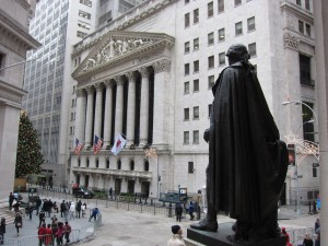 SOLD: New York Stock Exchange