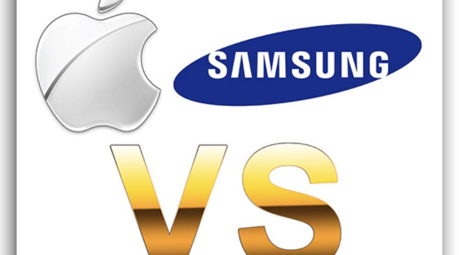 Samsung vs. Apple: PR in review