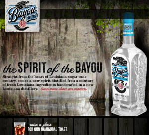 Bayou rum to launch this summer