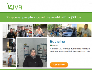 Kiva seeks kind sole for CMO