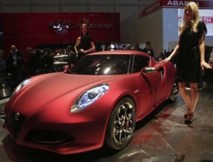 Coming to America: Alfa Romeo
