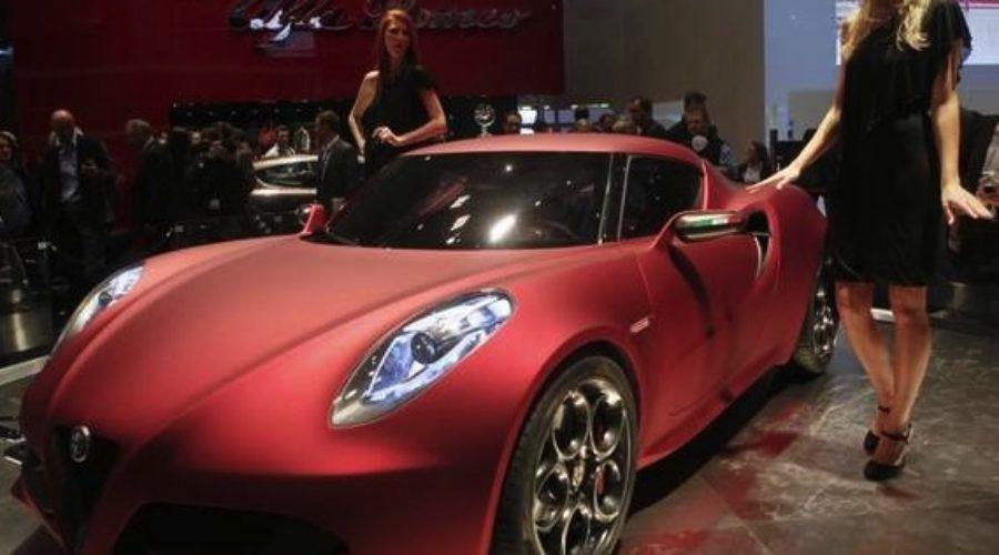 Coming to America: Alfa Romeo