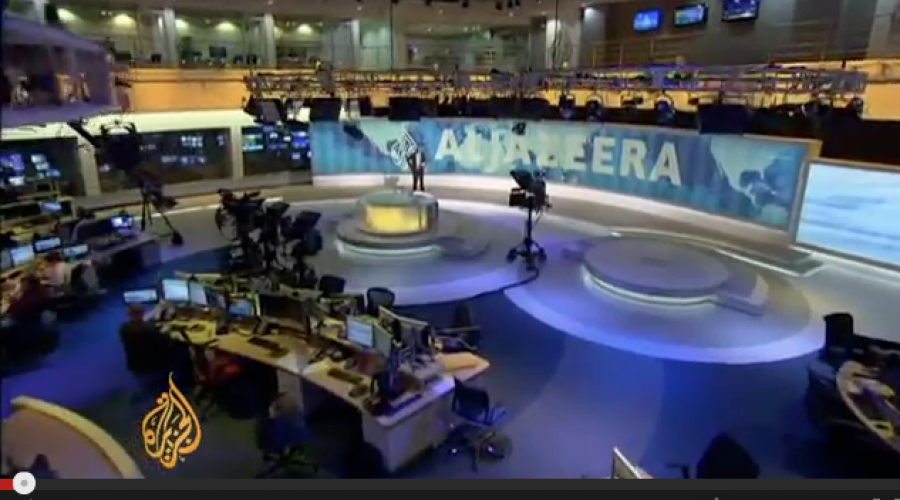 Al Jazeera buying Current TV = New Business