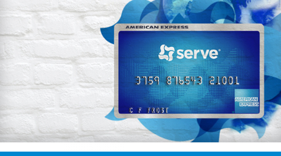 Video project for AmEx Serve