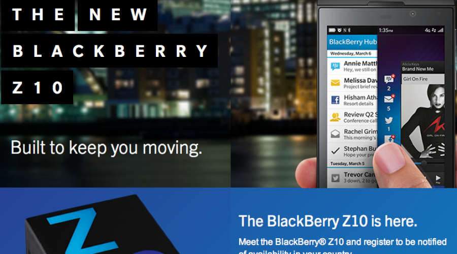 Research in Motion changes name to BlackBerry