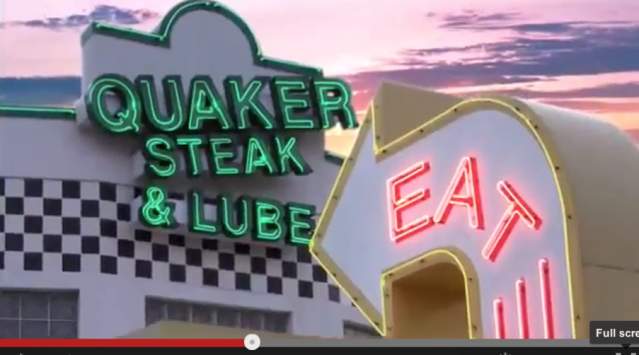 Steal this account: Quaker Steak & Lube